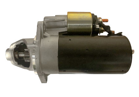 Warrior Replacement  Starter Motor