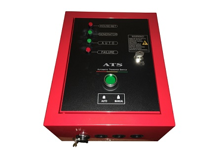 ATS Automatic Transfer To Suit 4-6kW 3 Phase Diesel
